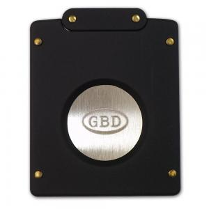 GBD Ultra Slim Cigar Cutter – Matt Black